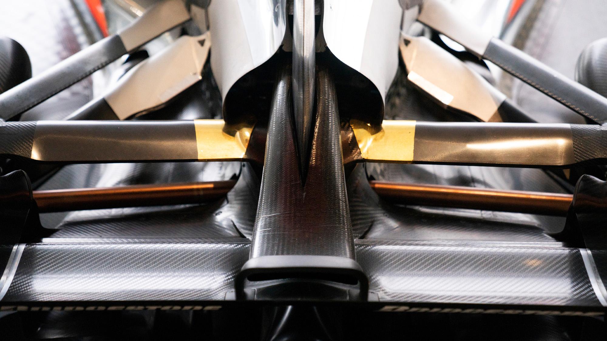 Lewis Hamilton McLaren MP4-25 for auction rear detail