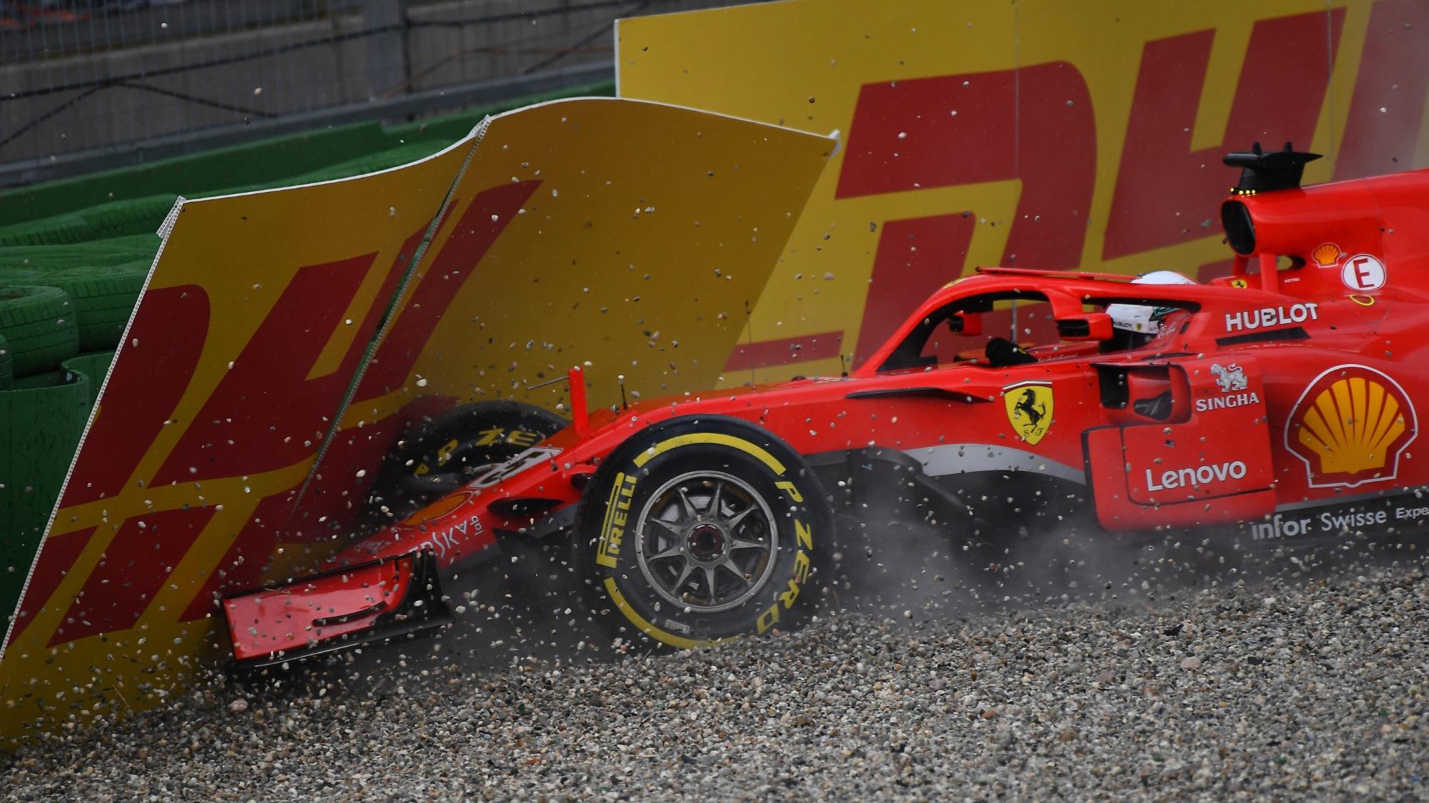 Sebastian Vettel, 2018 German GP