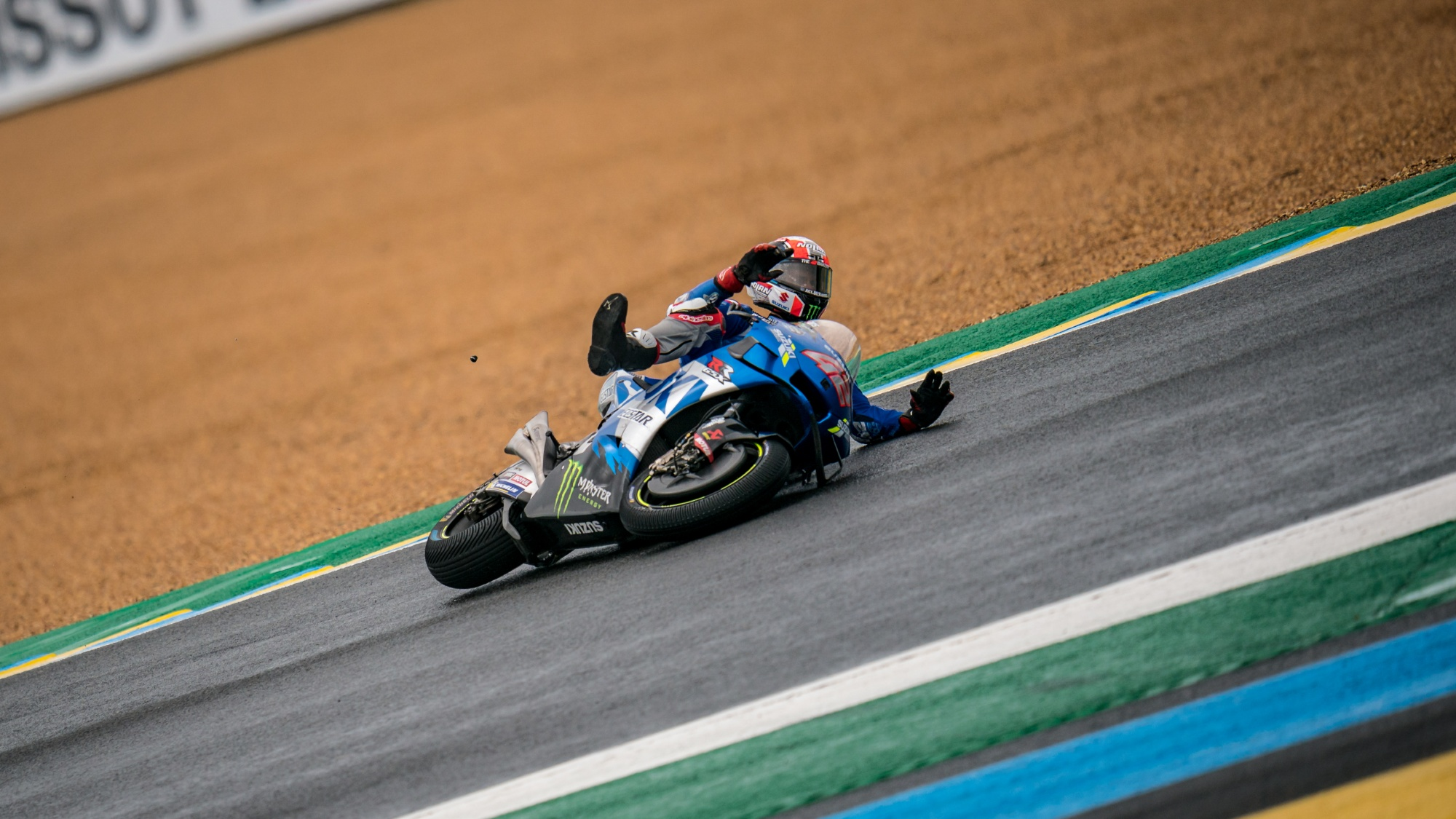Why Le Mans is MotoGP's accident black spot