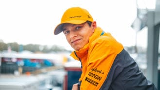 Lando Norris signs multi-year contract extension with McLaren