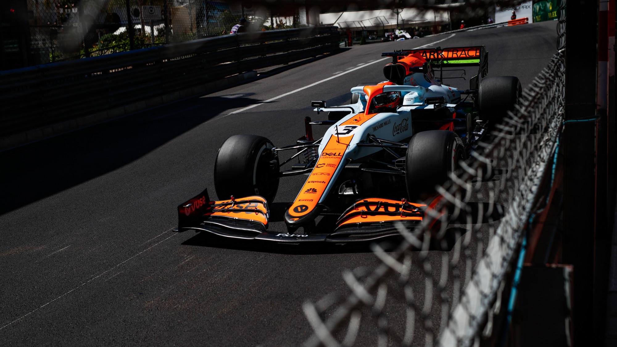 Daniel Ricciardo, 2021 Monaco GP