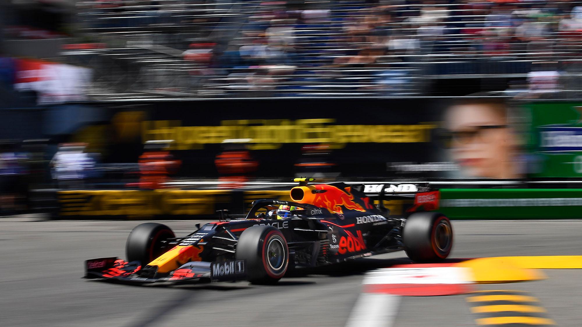 Perez Monaco GP