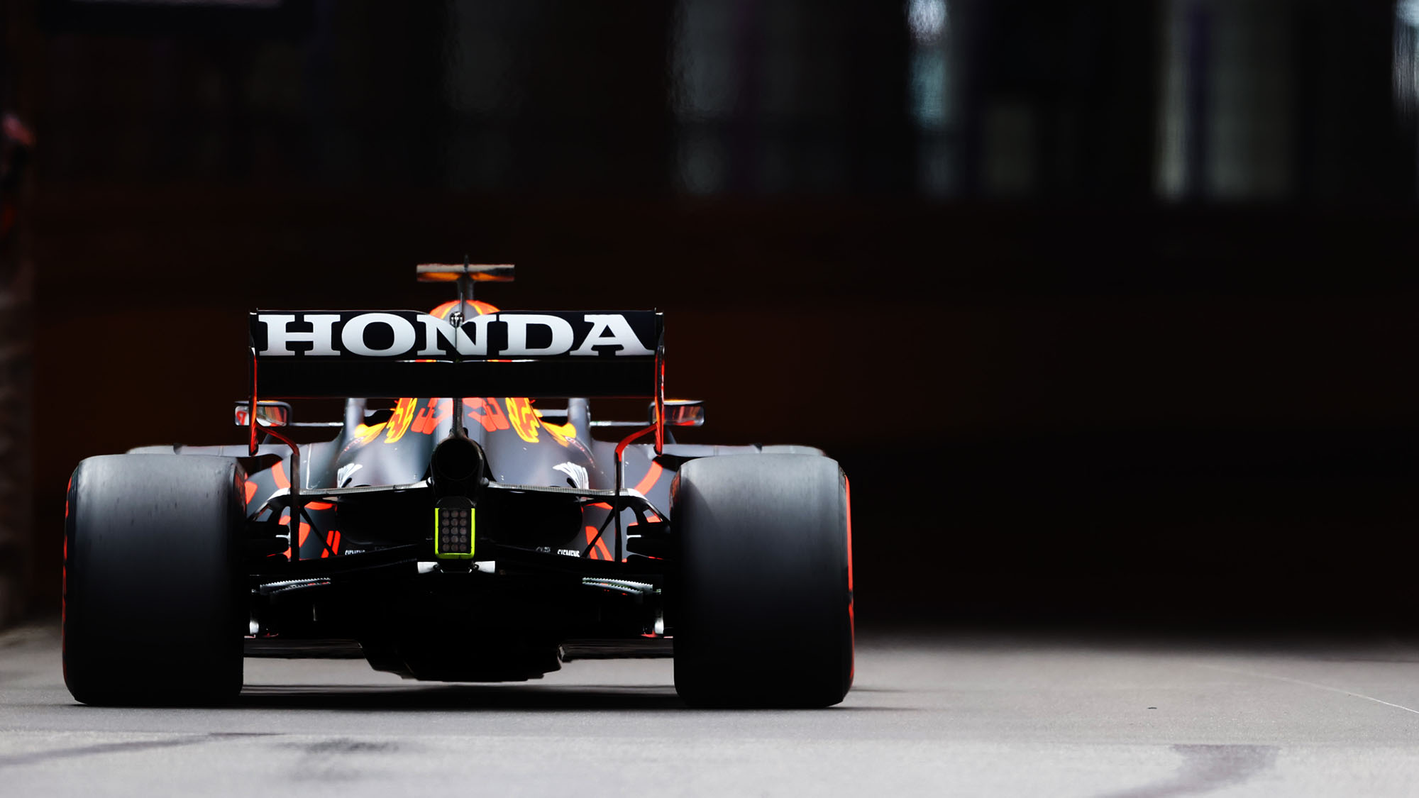 MONTE-CARLO, MONACO - MAY 22: Max Verstappen of the Netherlands driving the (33) Red Bull Racing RB16B Honda on track during final practice prior to the F1 Grand Prix of Monaco at Circuit de Monaco on May 22, 2021 in Monte-Carlo, Monaco. (Photo by Bryn Lennon/Getty Images)