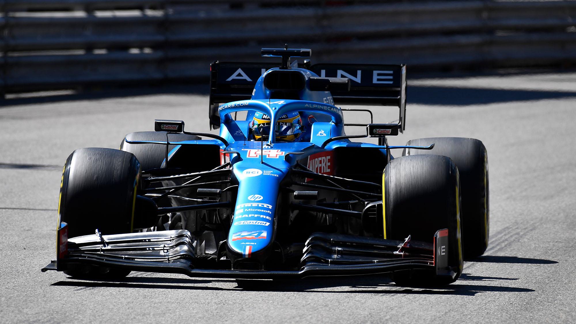 Alonso Monaco 2021