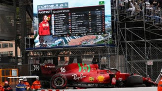 The pole position that means everything to Charles Leclerc: 2021 Monaco GP qualifying
