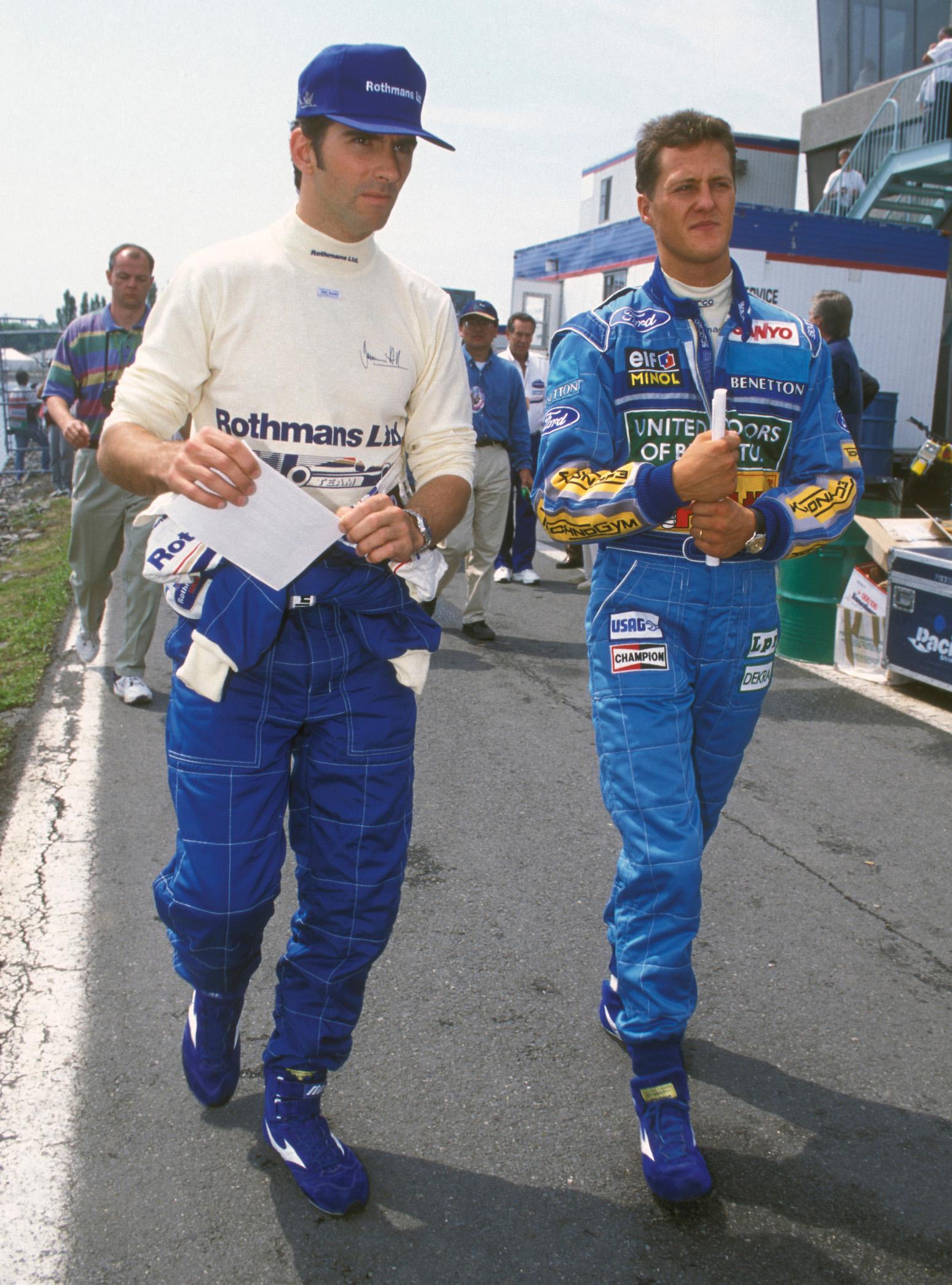 Damon-Hill-and-Michael-Schumacher-in-1994