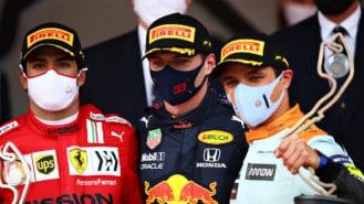 Hamilton fumes as new faces fill the podium: 2021 Monaco Grand Prix report
