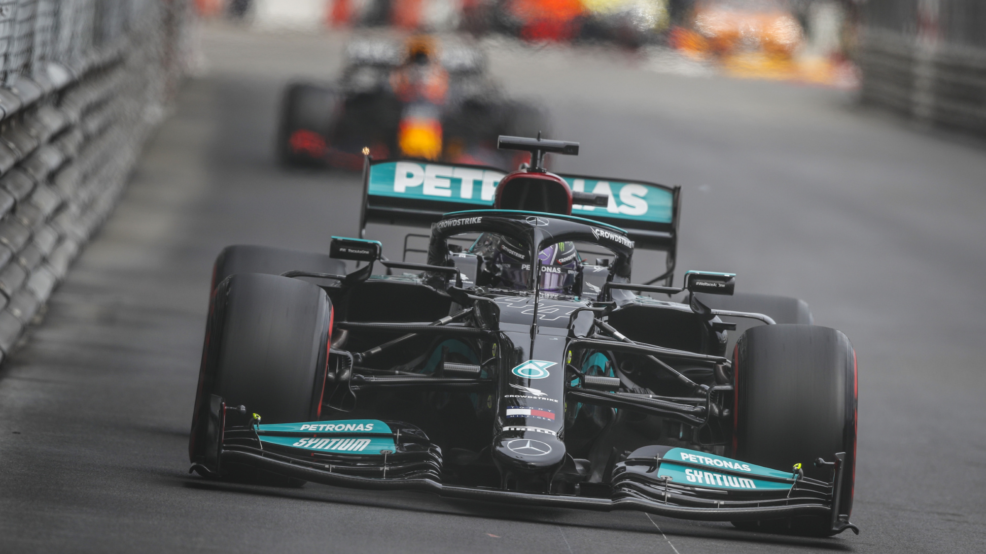 Lewis Hamilton, 2021 Monaco GP
