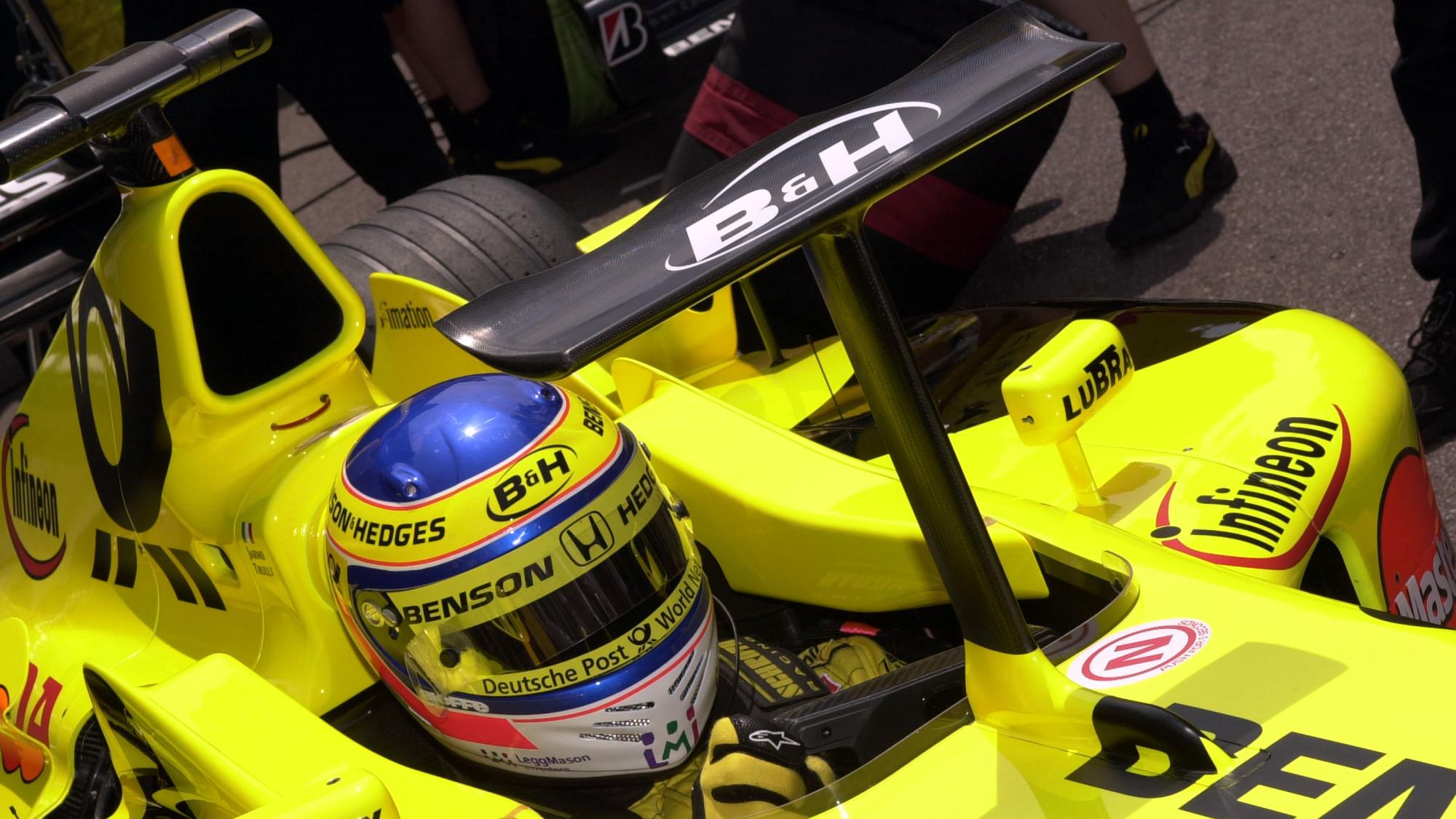 Jarno Trulli, 2001 Monaco GP