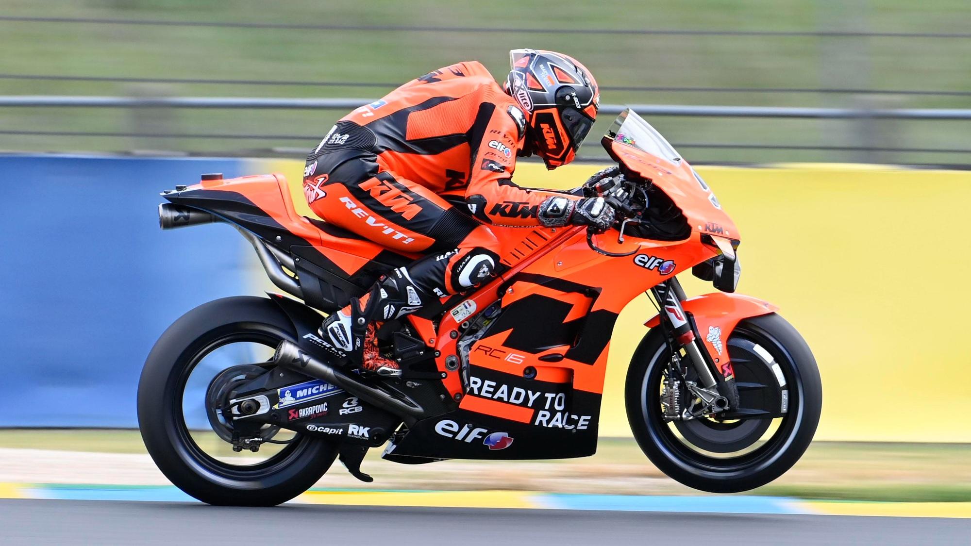 Danilo Petrucci, 2021 MotoGP