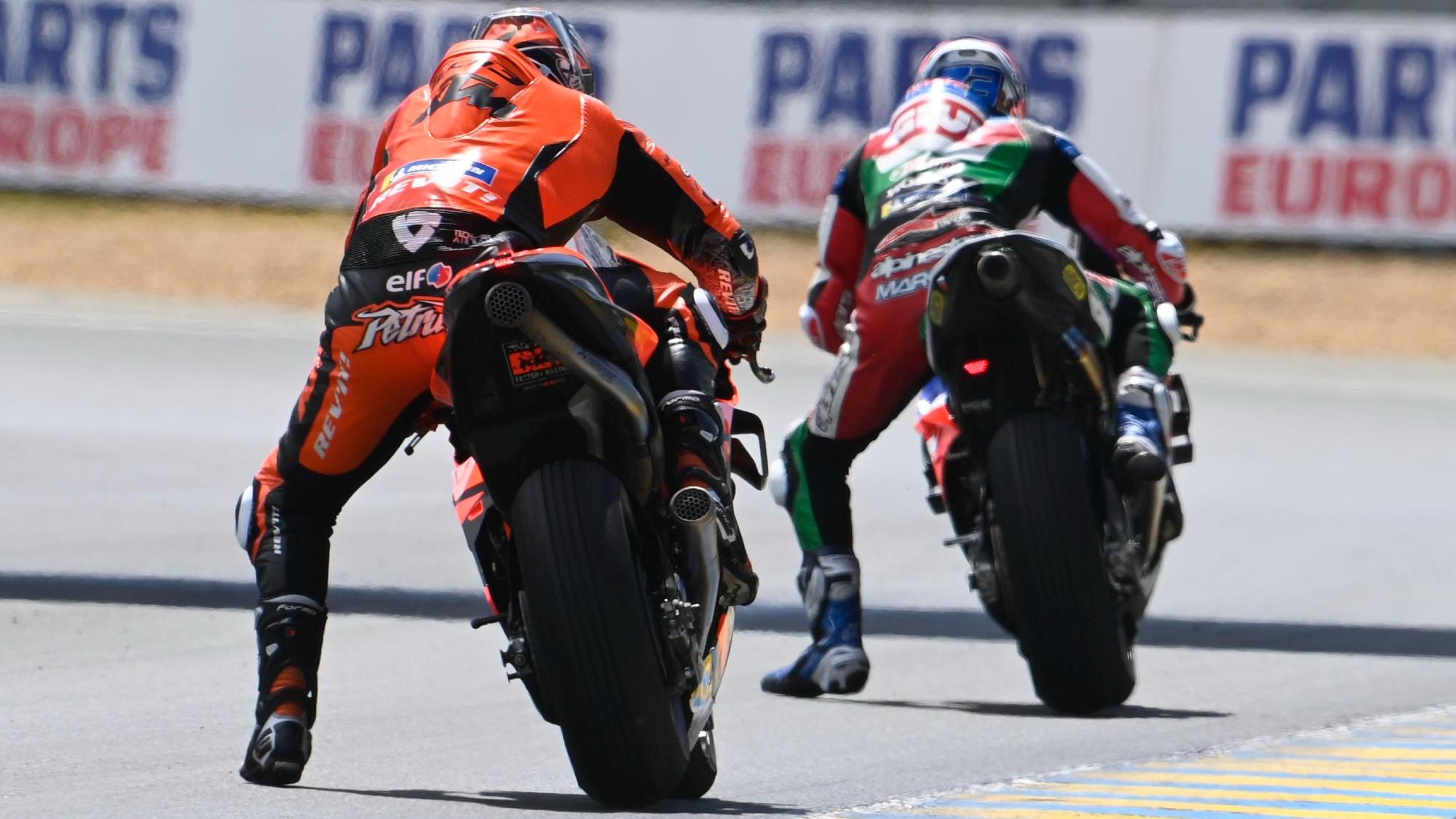 Danilo Petrucci, MotoGP 2021