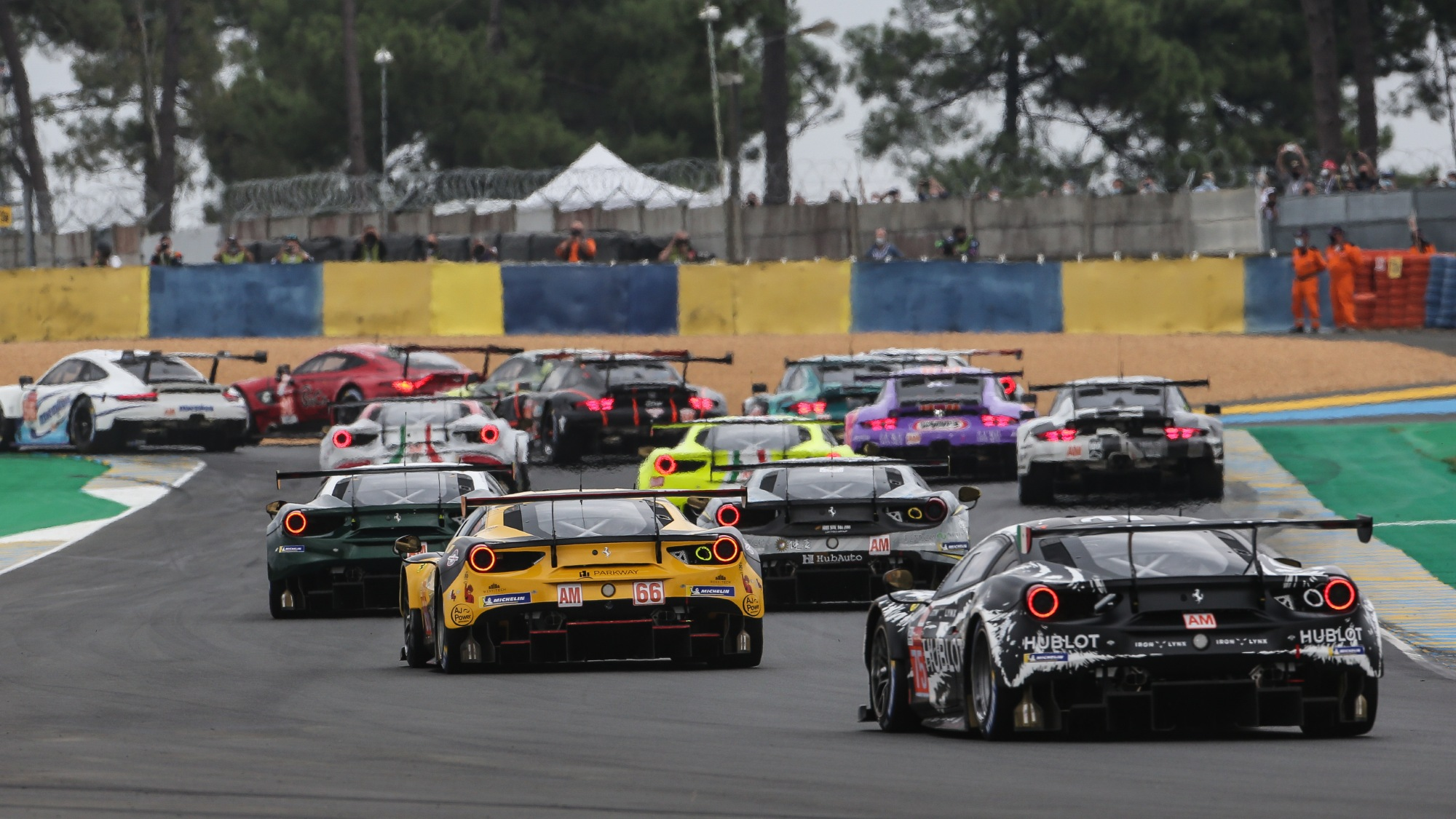 Will GT3 regulations breathe life into sports car racing at Le Mans?