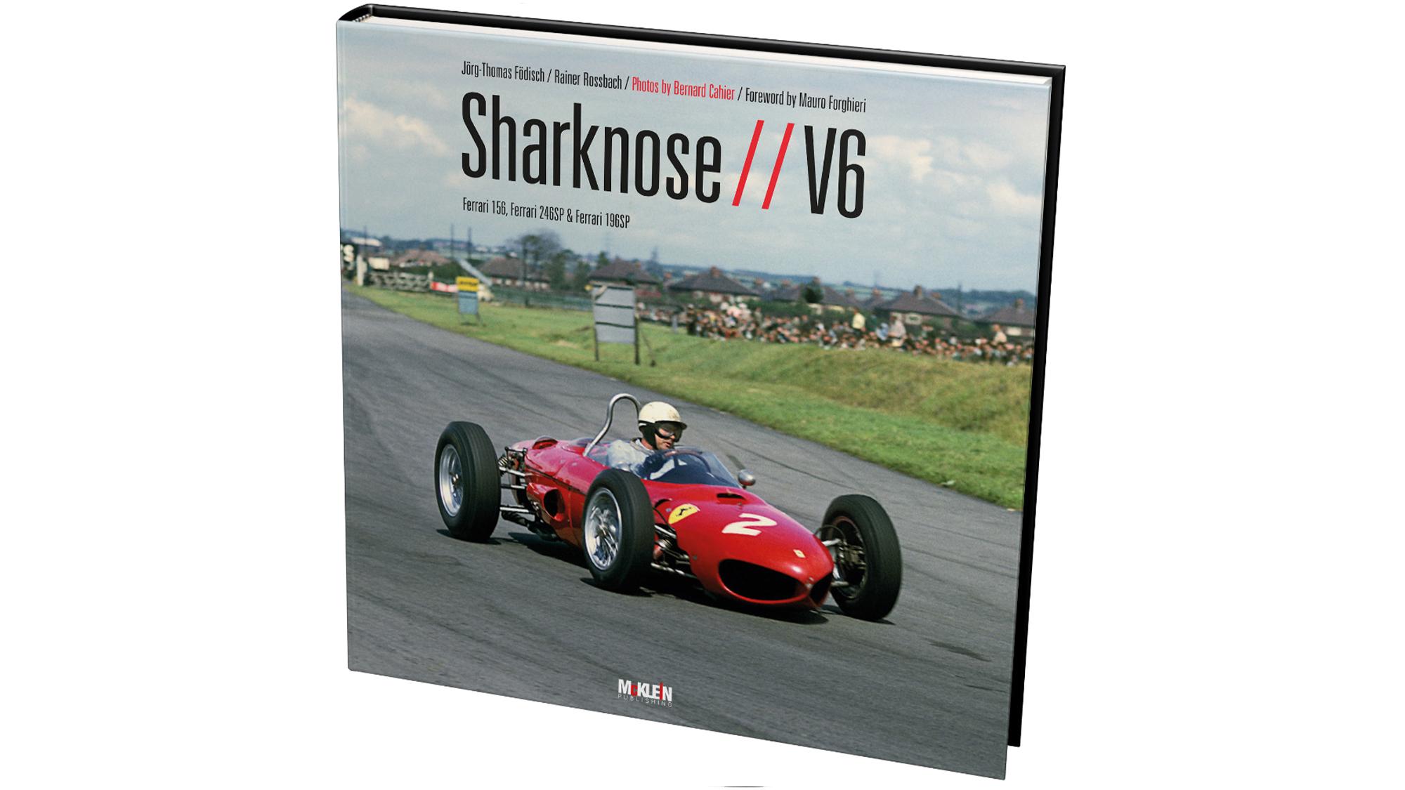 Sharknose V6 book