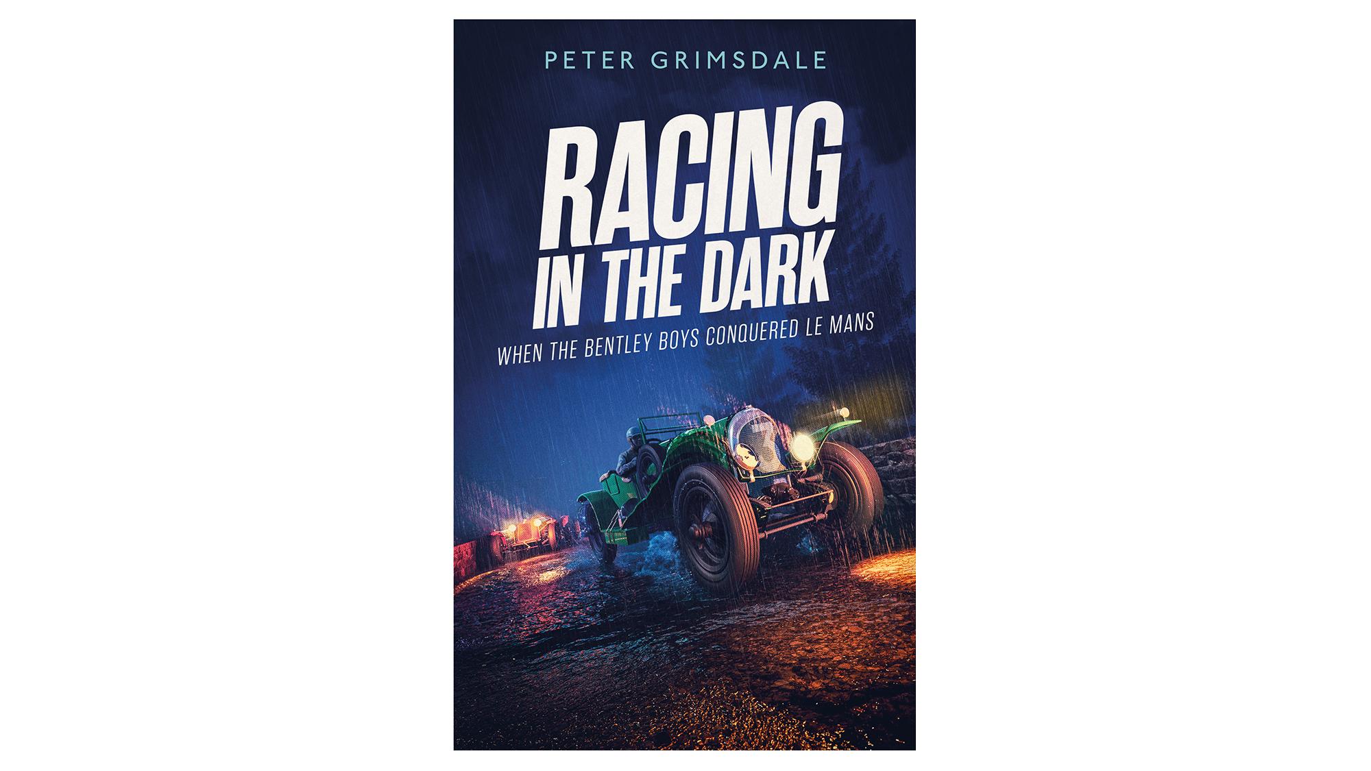 Racing in the dark book