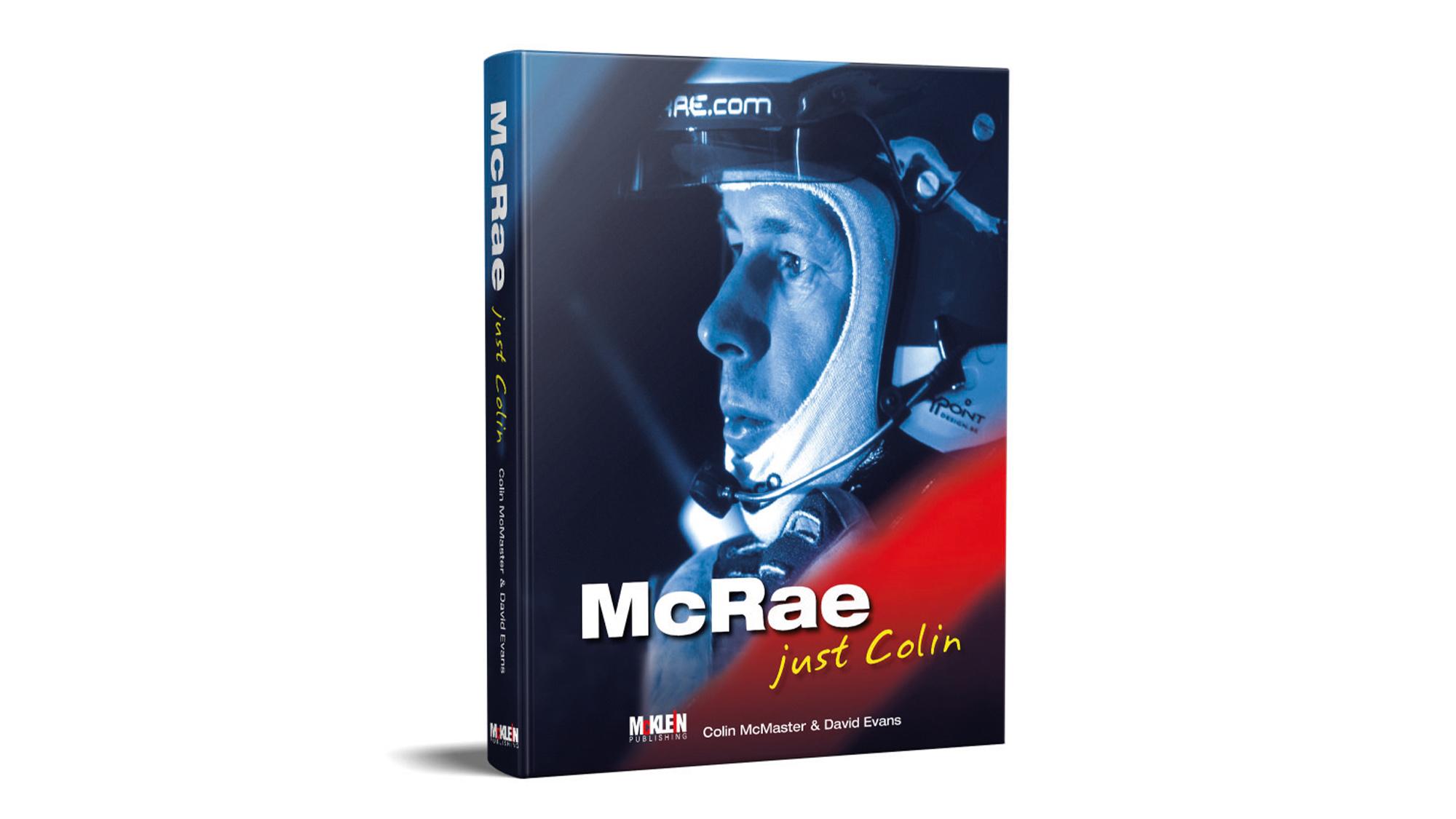 McRae Just Colin book