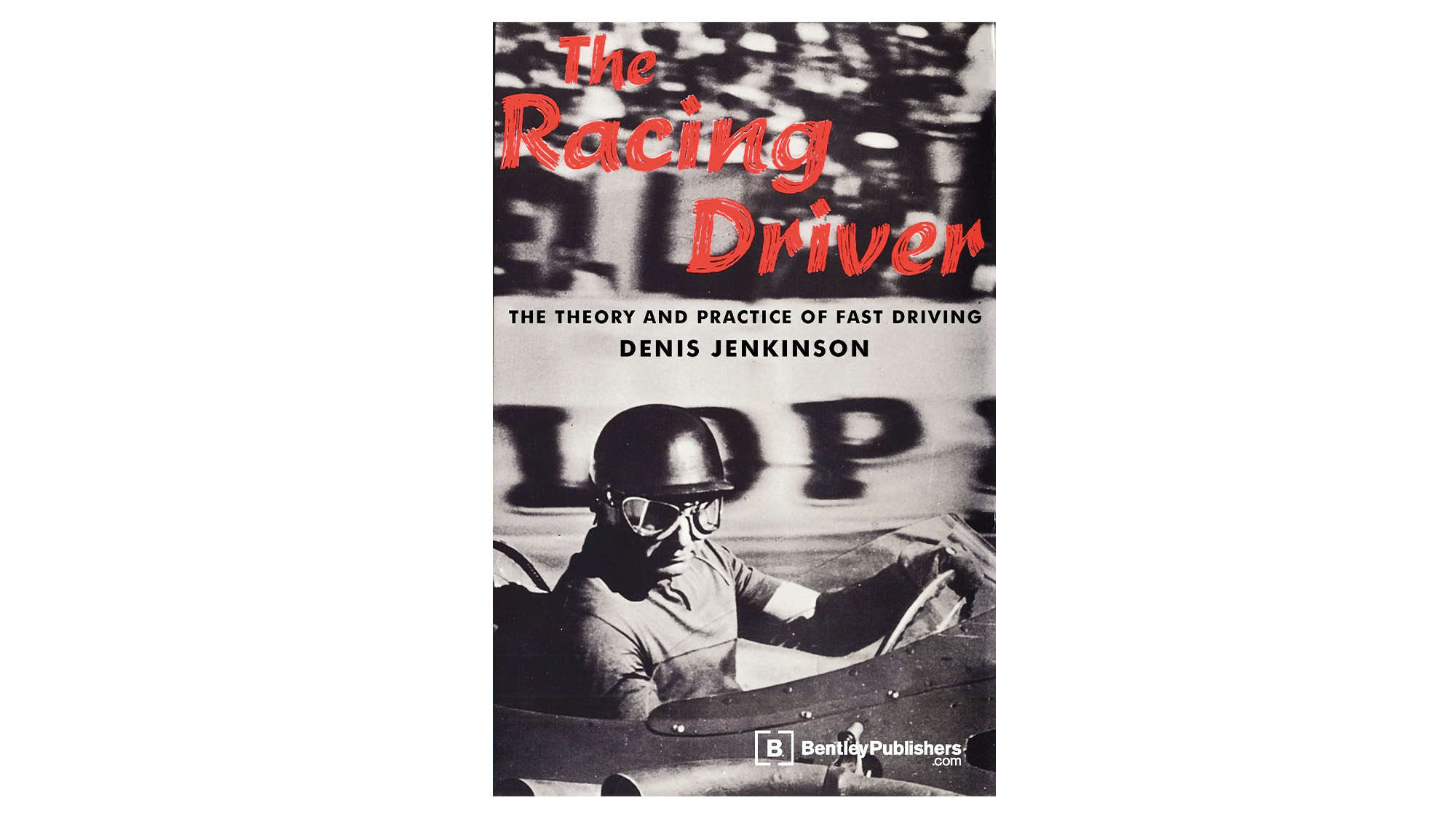 The racing Driver book