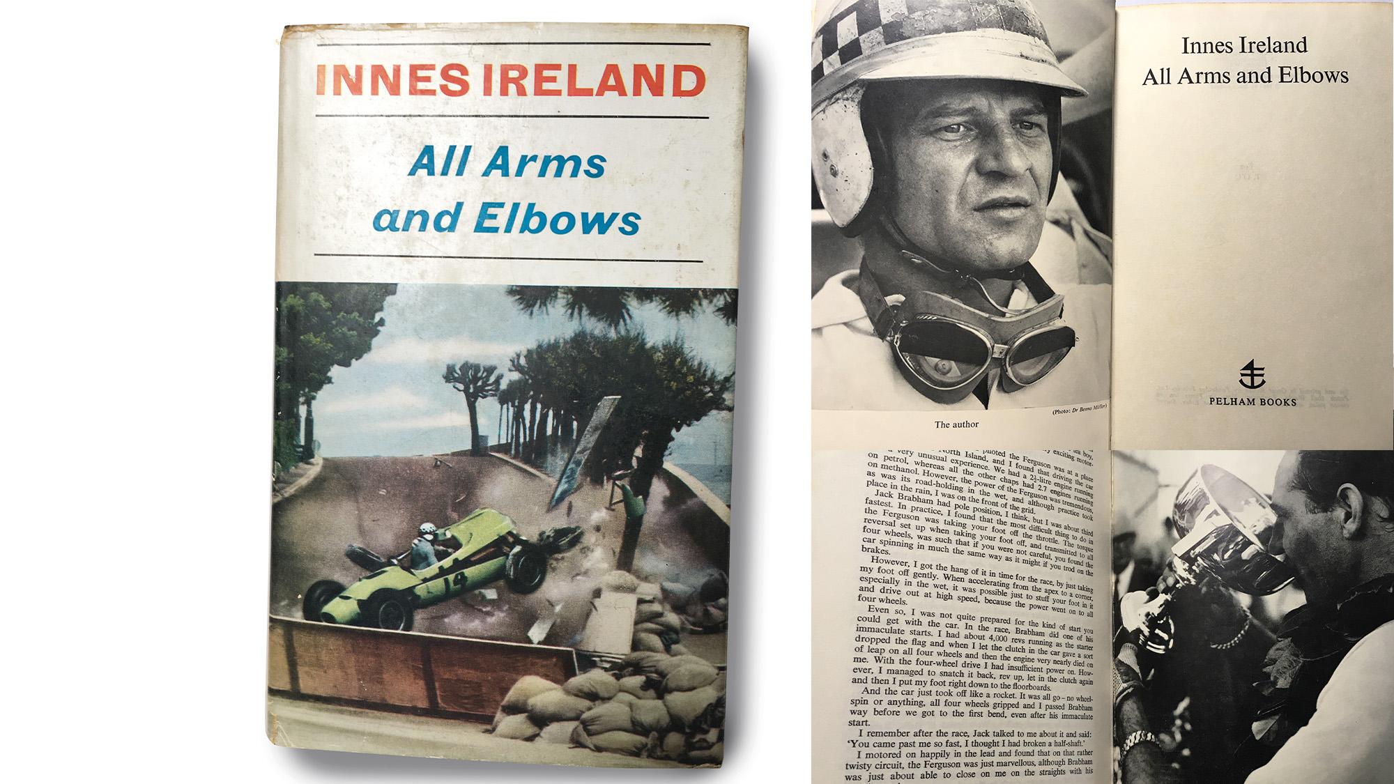 Innes Ireland book