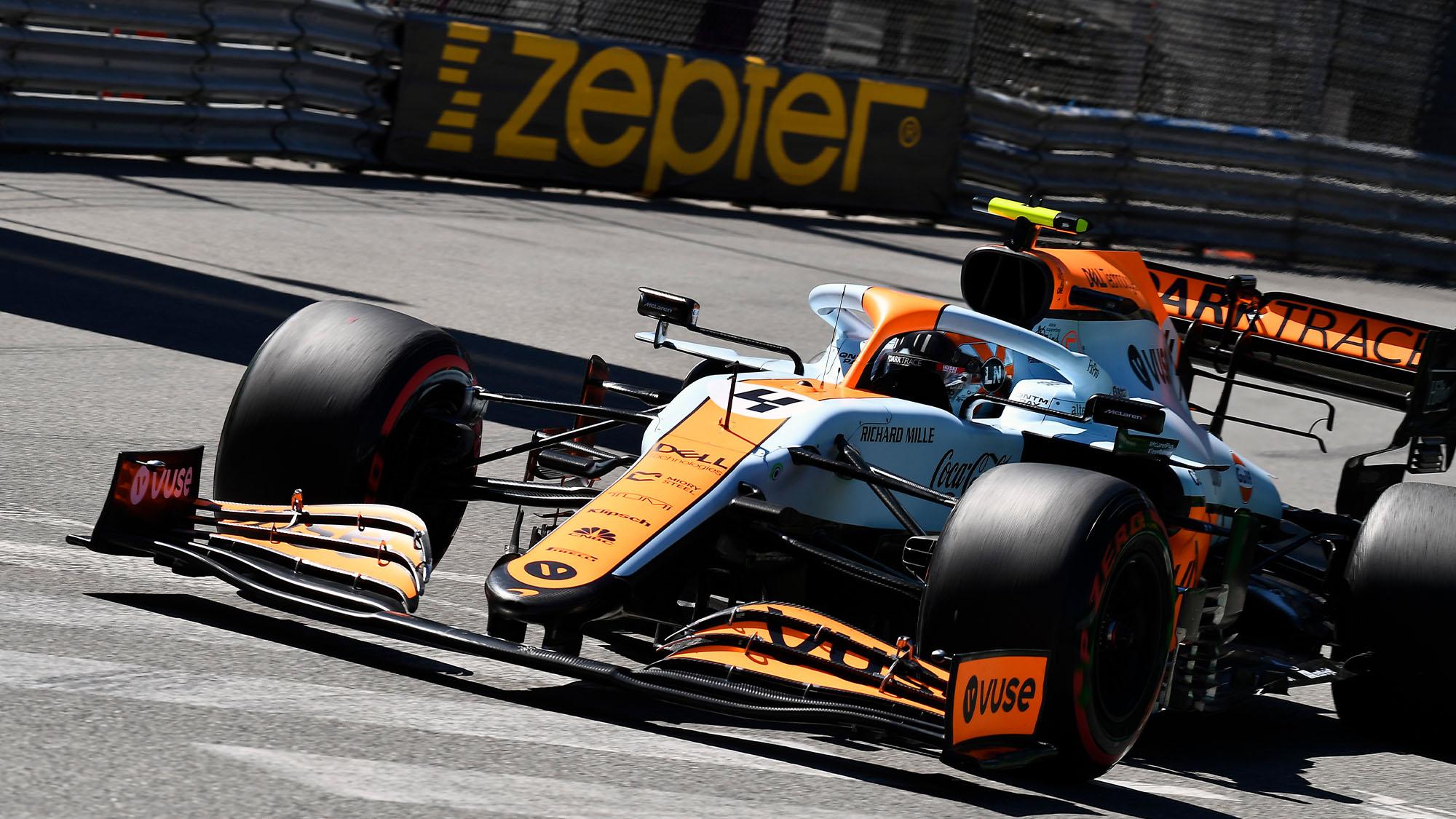 Norris Monaco 2021