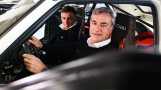 Carlos Sainz Sr joins forces with Audi to form Dakar 'dream team'