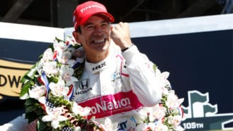 Fine lines, despite the wrinkles: How Helio Castroneves conquered Indy, aged 46