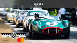 WIN a pair of tickets to Goodwood Festival of Speed