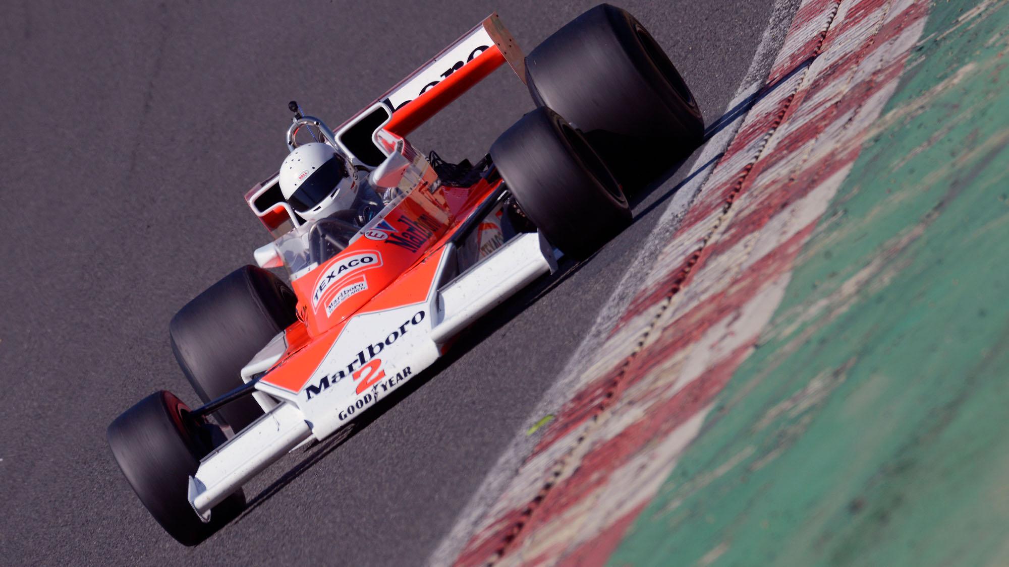 McLaren M23 Brands MH