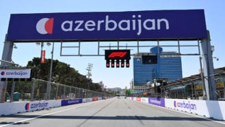 How to watch the 2021 Azerbaijan Grand Prix: start time and TV channels