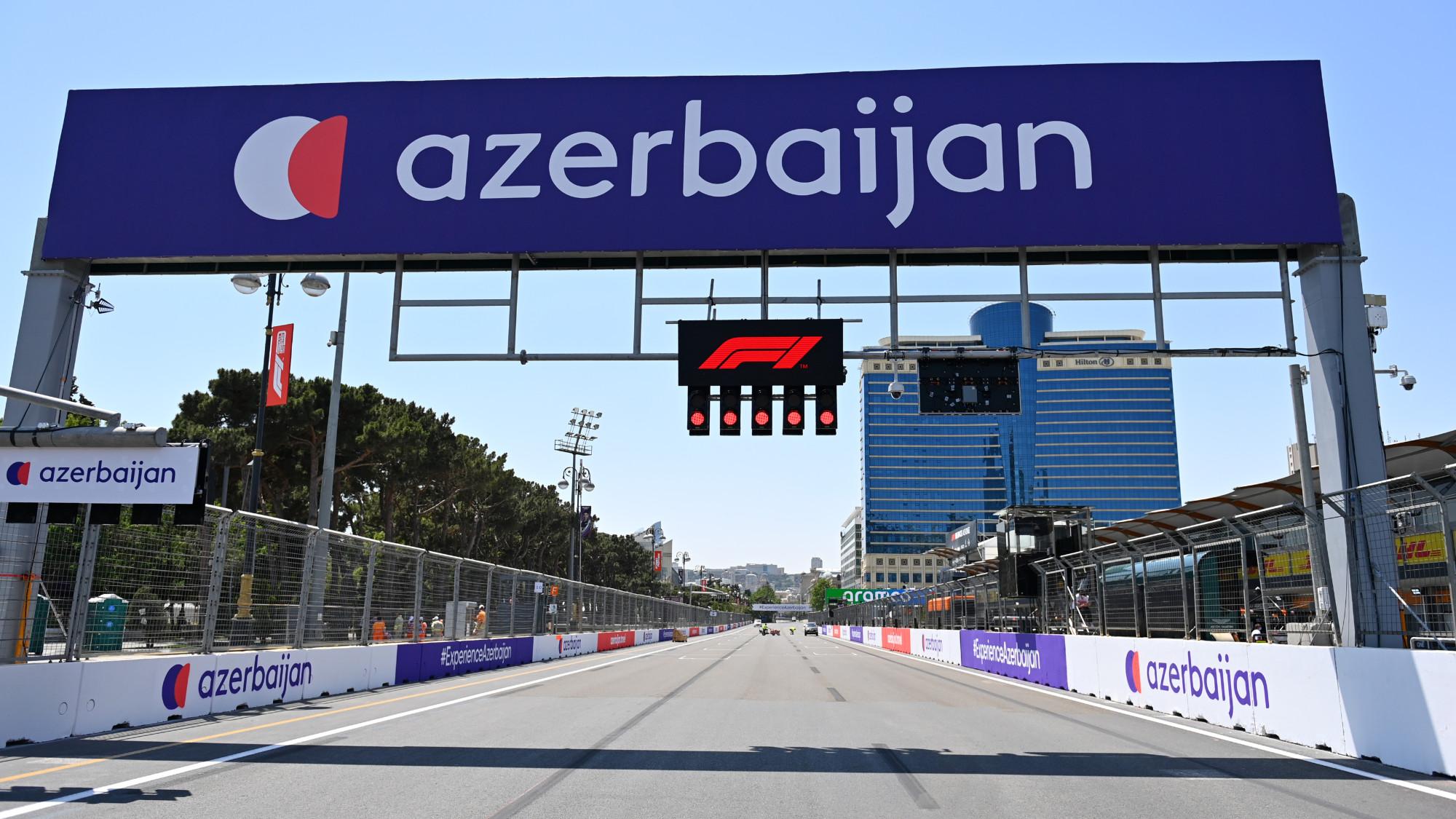 Azerbaijan GP 2021