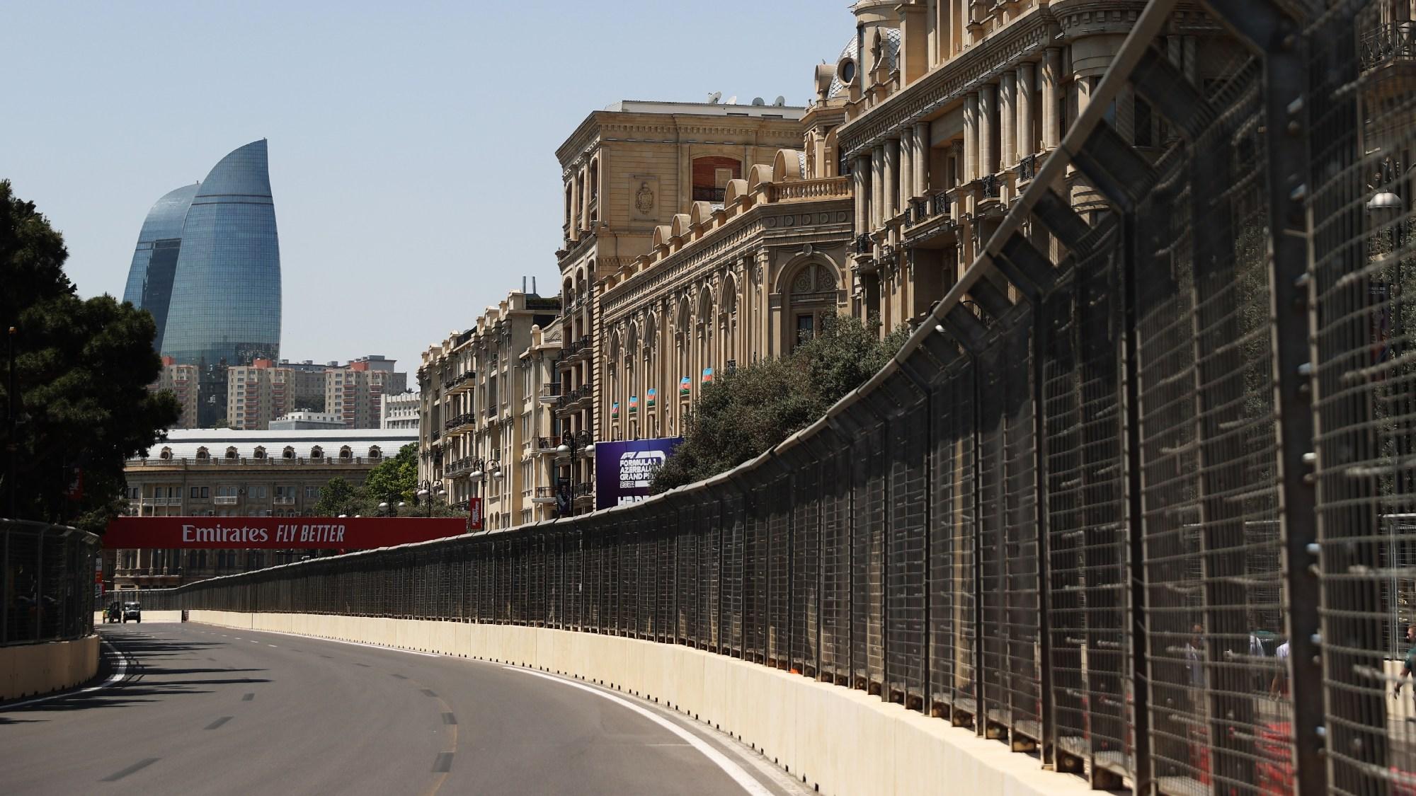 2021 Azerbaijan GP