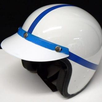 Product image for John Surtees helmet, full size 'exact' replica