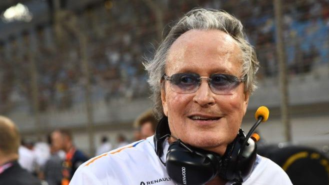 Key McLaren F1 team shareholder Mansour Ojjeh dies
