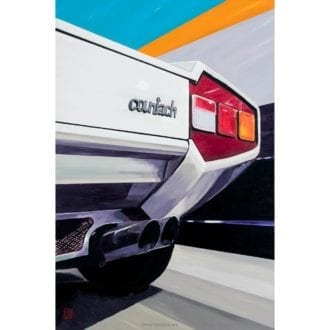 Product image for Countach! | Great Italian Job | Martin Allen