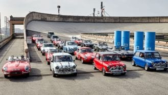 Mini to join '60s celebration at Shelsley Walsh E-type weekend