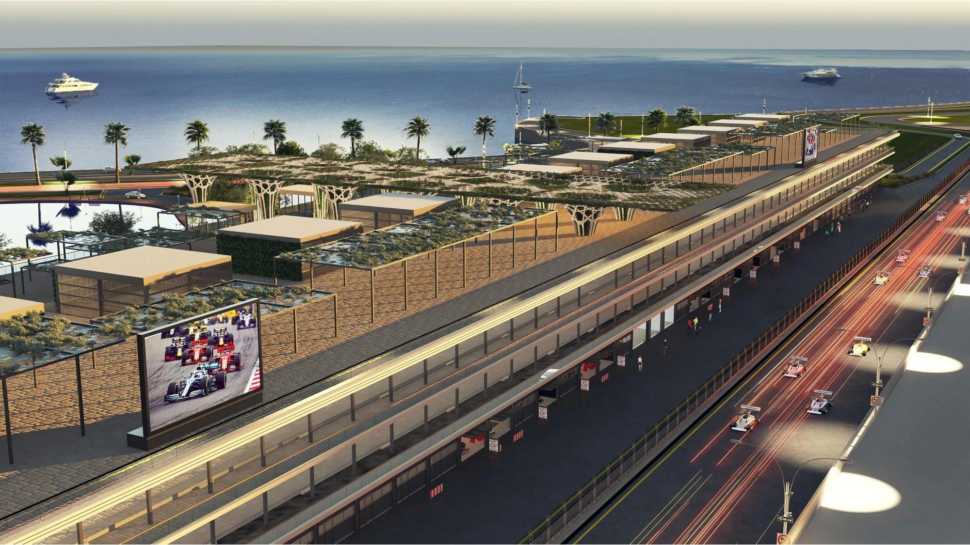 Saudi Arabia GP, F1 2021