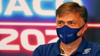 Jost Capito takes over from Simon Roberts as Williams team principal