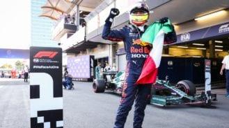 Sergio Perez joins the illustrious — but tragic — 2-time GP winners' club