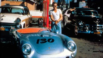 What really happened to James Dean's 'cursed' Porsche