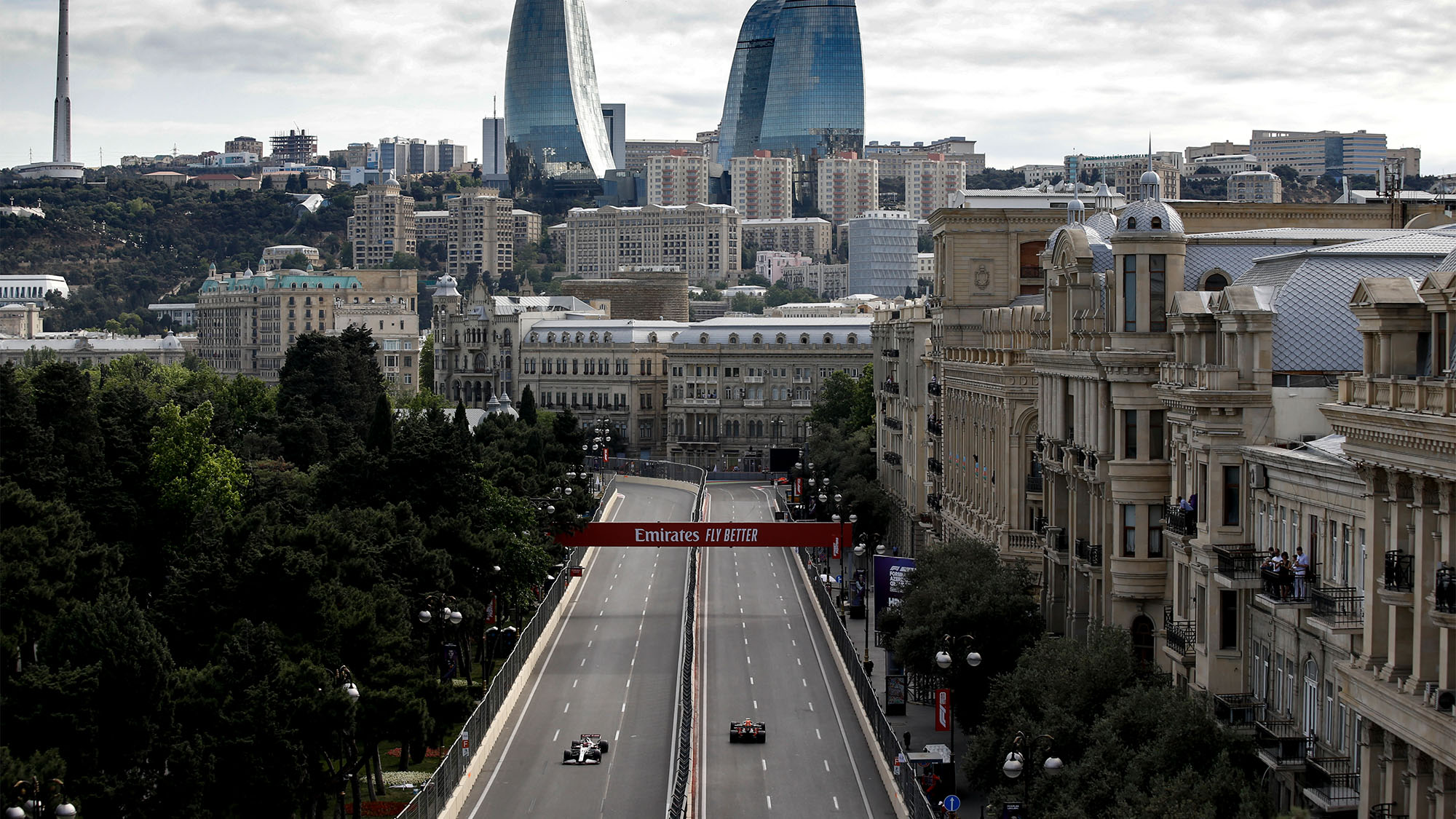 Montjuïc Park's modern-day F1 equivalent – that won't suffer the same fate