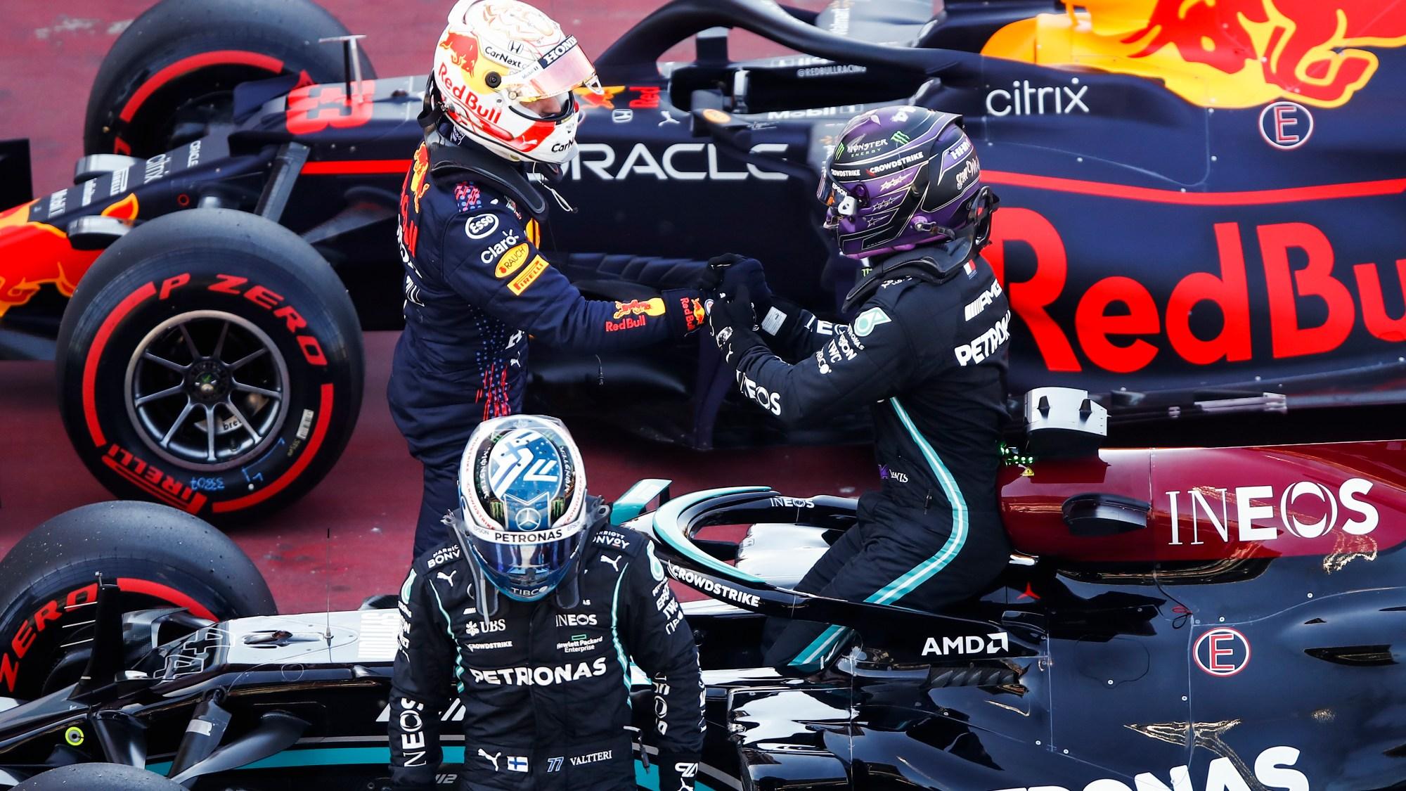 Valtteri Bottas, 2021 Spanish GP