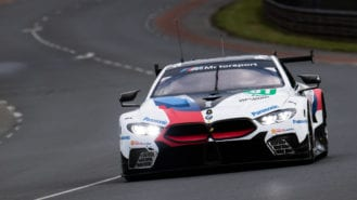 BMW will return to top-level endurance racing in 2023 with LMDh prototype