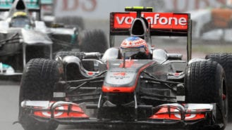 How Jenson Button led half a lap and won – the 2011 Canadian GP
