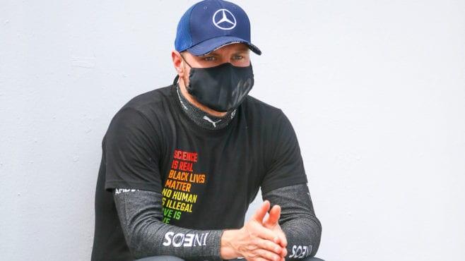 Is Valtteri Bottas's time at Mercedes finally up?