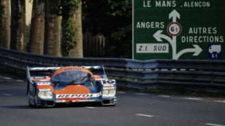 Porsche 962 from last-ever production run goes up for auction