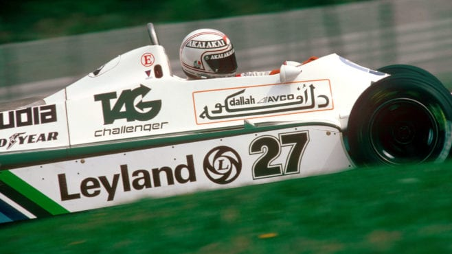 Mansour Ojjeh: how his Williams rejection led to McLaren glory
