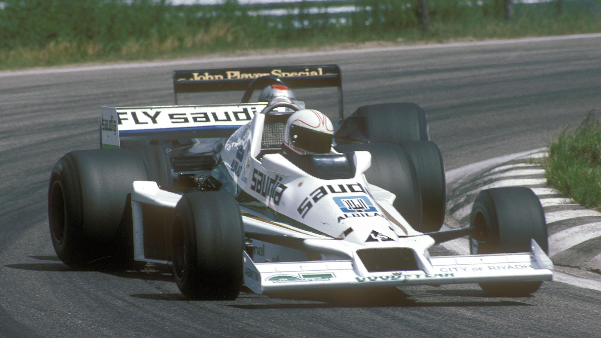 Alan Jones Williams 1978