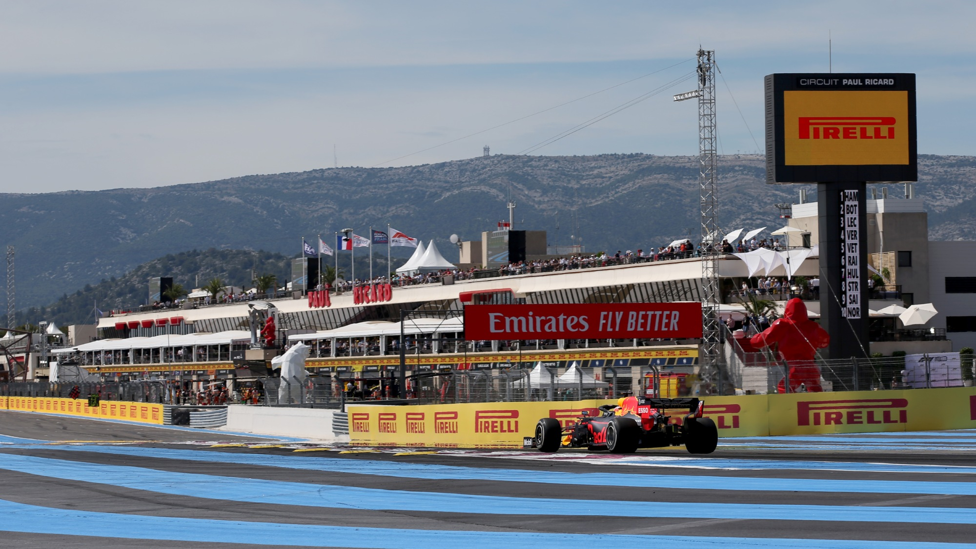 Max Verstappen, 2019 French GP