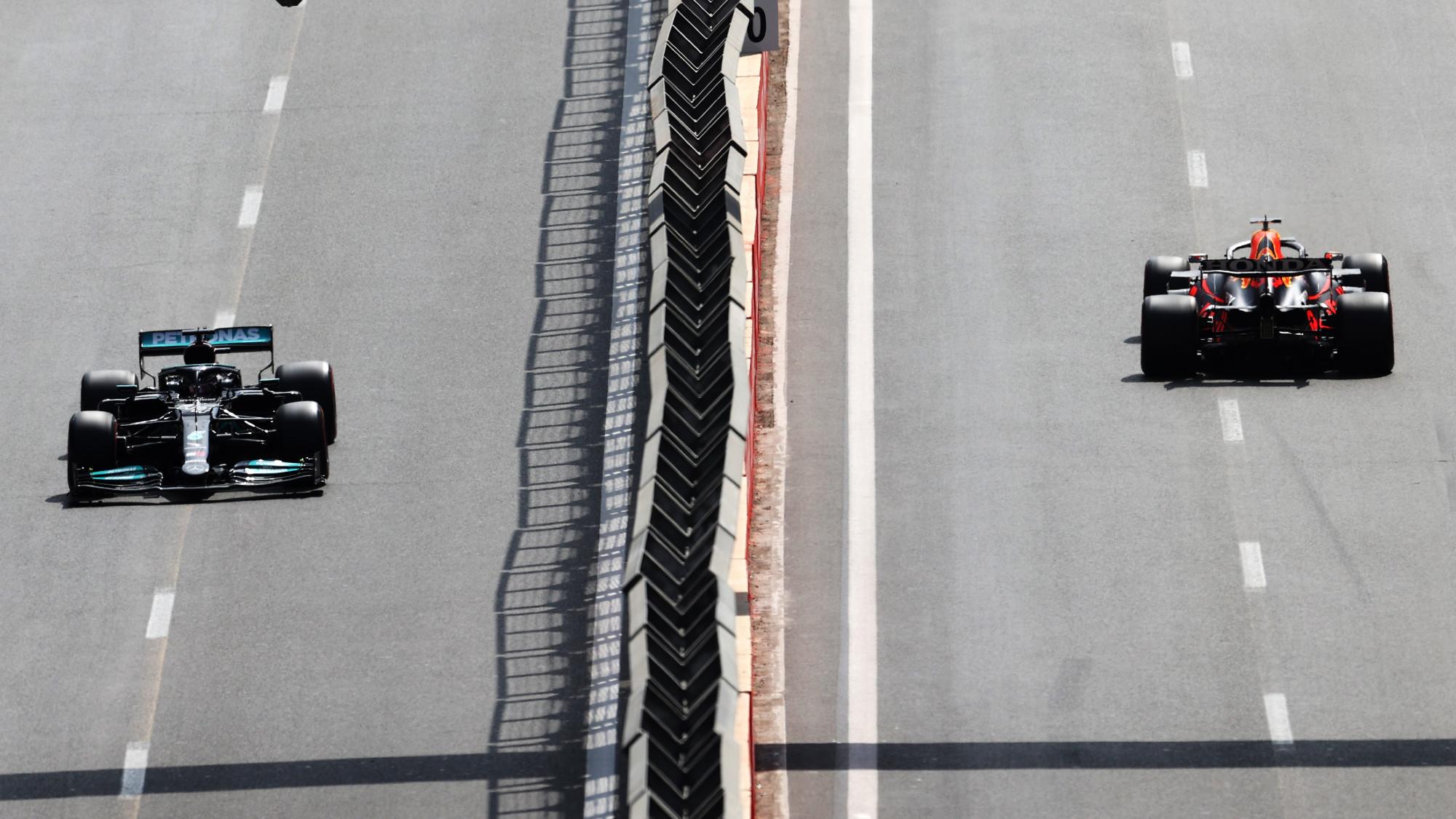 Lewis Hamilton, 2021 Baku