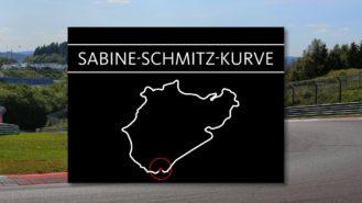 Nürburgring to honour Sabine Schmitz with corner renaming