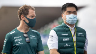 Jan Matsuzaki: the Aston Martin tyre guru set to shape F1 title race — MPH