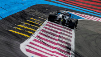 Why Paul Ricard's resurfacing is leading to the F1 car kerb-clattering